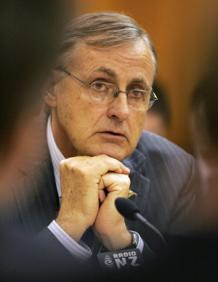 Alan Bollard. Pic: NZPA