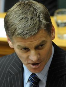 Bill English. Pic: NZPA