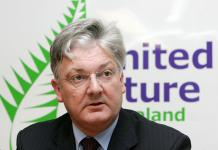 Peter Dunne. Pic: NZPA