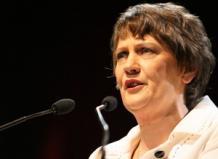 Helen Clark. Pic: NZPA