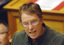 Ruth Dyson. Pic: NZPA